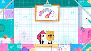 Snipperclips på Nintendo Switch