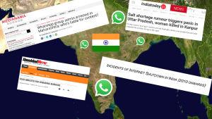 Intia ja kohutotsikoita