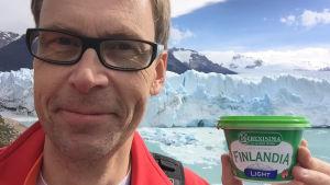 Finlandia-osten finns till salu i Argentina