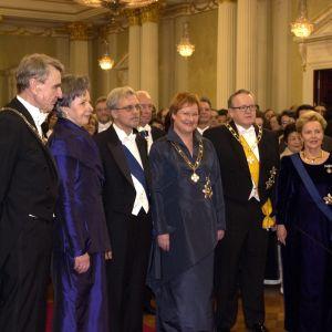 Tarja Halonens självständighetsbal, 2000
