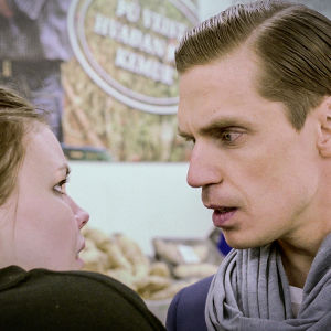 Karaktärerna Hanna och Thor möts i dramaserien Case.