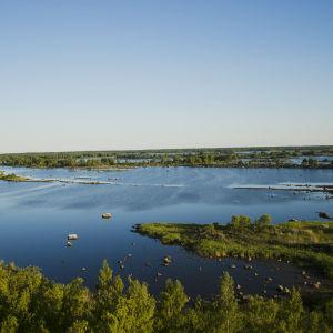 Utsikt från Saltkaret.