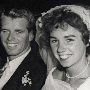 Robert Kennedyn leski Ethel on ollut todistamassa lukuisia 1900-luvun käännekohtia.
