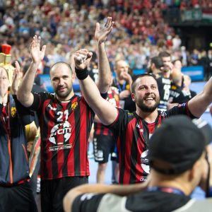 Vardar spelar final i Champions League i handboll.