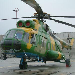 Helikopter av typ Mi-8