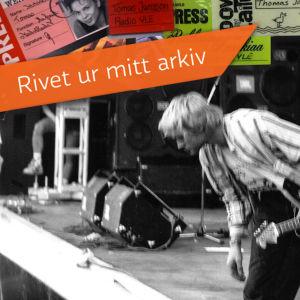 Nirvana på Ruisrockscenen 1982.