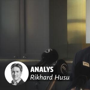 analys Paavo Väyrynen