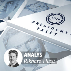 Presidentvalet i Finland 2018, kandidater