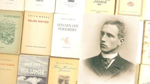 Arvid Mörne firas med symposium i Porkala.