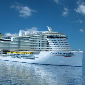 Costa Smeralda levereras 2019.