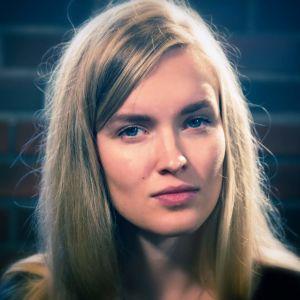 Toimittaja Susanne Salmi