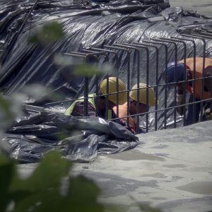 Satojatuhansia pohjoiskorealaisia tekee orjatyötä ulkomailla. Palkan vie valtio.
