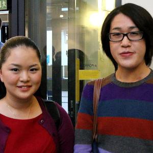 Ystävykset Minami Yoshida ja Ryosuke Suho ovat opiskelleet samassa koulussa.