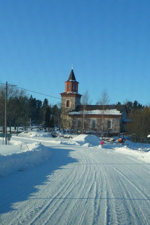 Iniö kyrka
