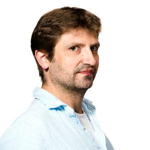 Redaktören Gustaf Antell.