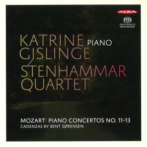 Mozart / Gislinge / Stenhammar Quartet