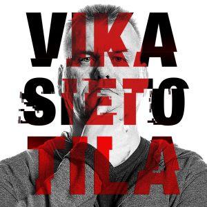 Kari Haakanan kuva Vikasietotila-podcastin logolla