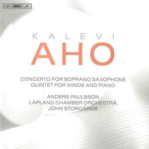 Kalevi Aho / Saksofonikonsertto