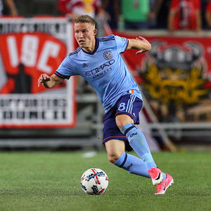 Alexander Ring var delaktig i New York City FC:s derbyseger.