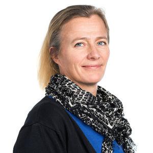 Nicolina Zilliacus-Korsström är programchef för Yle Arenan och Yle Fem.
