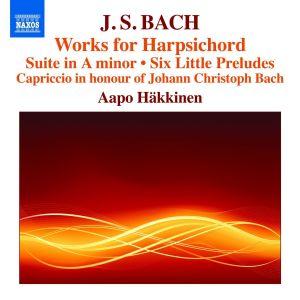 Aapo Häkkinen / Bach