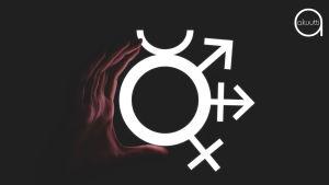 Sukupuolen moninaisuuden symbolimerkkejä.