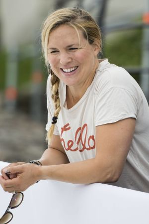 Anja Pärson.