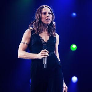 Mel C esiintyy Uuden Musiikin Kilpailussa 2018