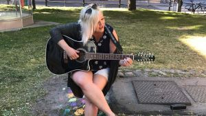 Singer-songwritern Ida Engman