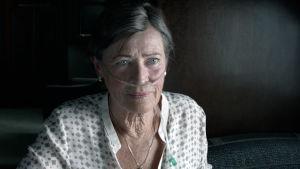 Karktären Marianne i filmen The Quiet Roar.