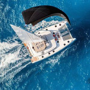 katamaran, coboat, digitala nomader, segla