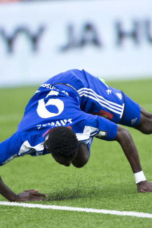 Demba Savage.