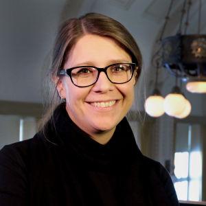 Tutkija Saijaleena Rantanen
