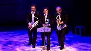 Fabulous Bäckström Brothers Show ja melodikat