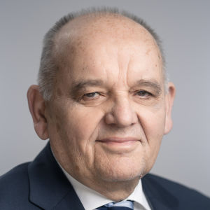 Patrias styrelseordförande Christer Granskog