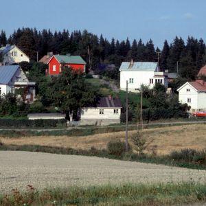 Egnahemshus i glesbygden