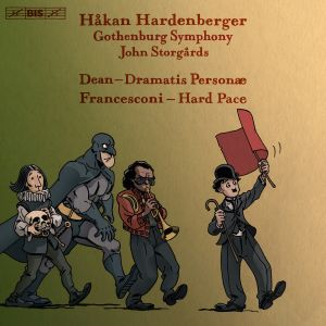 Håkan Hardenberger / plays Dean and Francesconi
