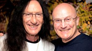 Ken och Trevor Hensley