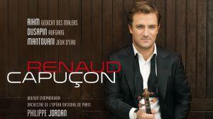 Renaud Capucon / Rihm ym.