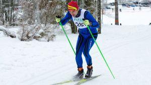 Niklas Nyman vann FSSM i H35-klassen.