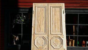 Ny karm till gammal dörr