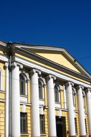 Arkitektur på Senatstorget
