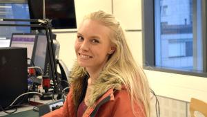 Ella Vahtiala från Karleby