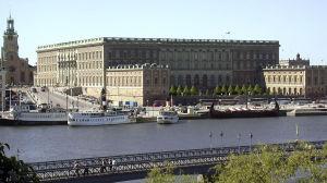 Tukholman kuninkaanlinna, Ruotsi, yle tv1