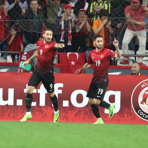 Turkiet, fotboll.