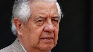 Manuel Contreras, chef för hemliga polisen i Chile under Pinochets tid
