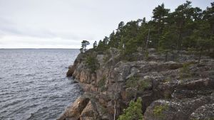 Ryssberget på Västerö i Maxmo