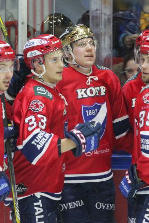 HIFK stormar mot grundseriesegern.