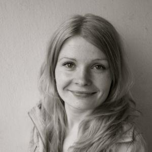porträtt av Saara Turunen.