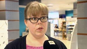 Terrorismforskaren Leena Malkki.